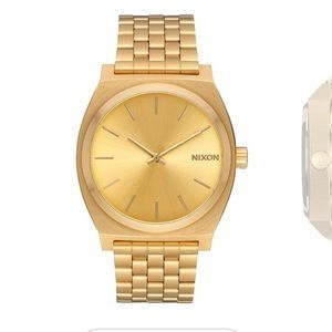 Nixon gold The Time Teller